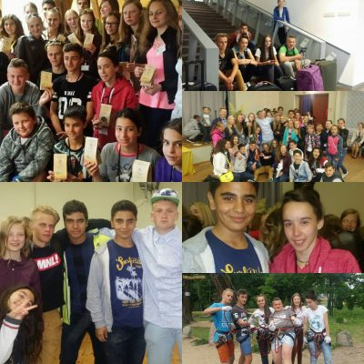 Short Term Exchange of Pupils  in Lithuania
